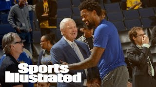 Why The Clippers Are Jerry West's Toughest Task Yet | SI NOW | Sports Illustrated