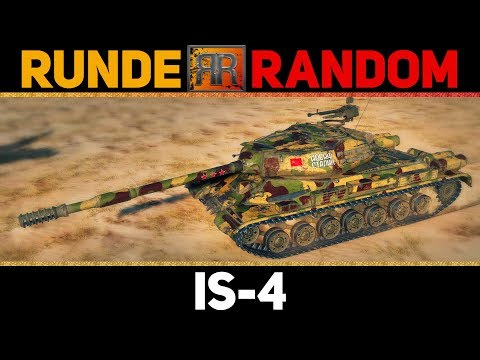 World of Tanks | [GER] RR #44 - IS-4