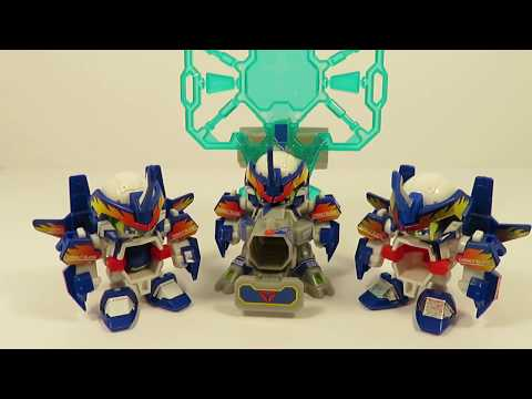 Battle B-Daman 25 Cobalt Blade Plus DHB Review HD (Hasbro and Sonokong) - B-Daman Archive
