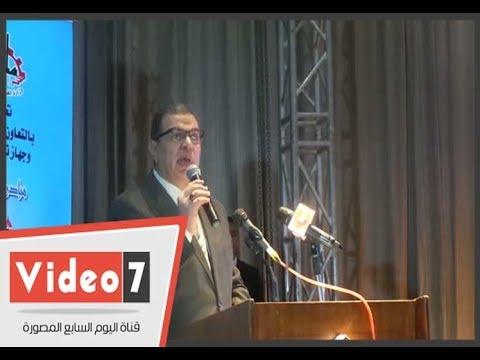 وزير القوى العاملة من الشرقية: -عمال مصر هم قادة التنمية-  - 23:21-2018 / 5 / 11