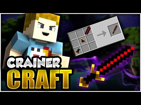 Minecraft: BIG BERTHA ITEMS | CRAINER CRAFT