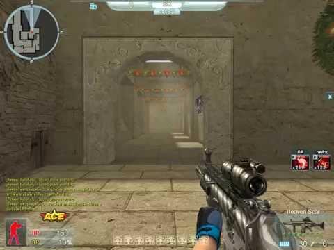 [XSHOT]ดราม่าโปรโมชั่นเติมเงินเเละ Haven Scar ปืนเทพในตำนานที่โลกลืม