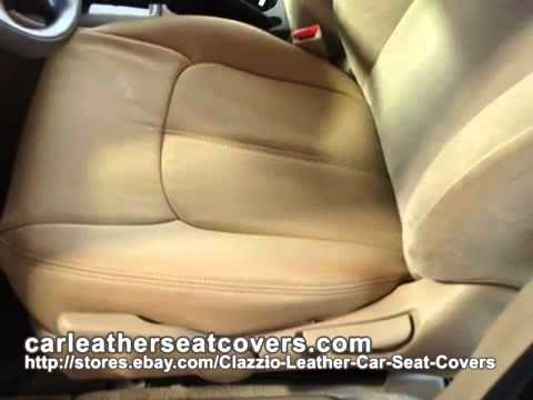 Clazzio Car Seat Cover Installation For Honda Accord Sedan (04 05 Model)
