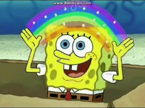 spongebob imagination gif - YouTube