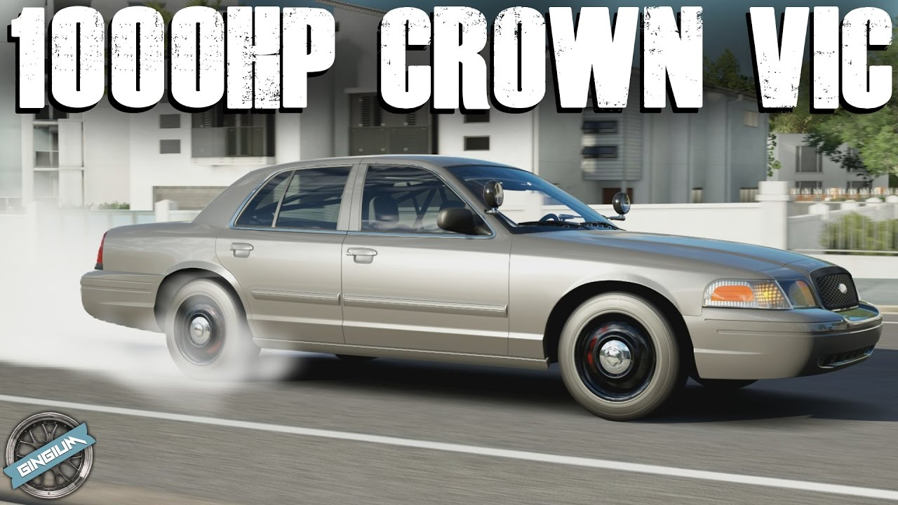 2010 Ford Crown Vic 1000hp Sleeper Build Top Sd Drifting Racing Forza Horizon 3 You