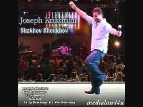 Joseph krikorian Zghtchatsir