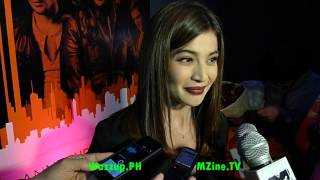 Blood Ransom movie premiere with Anne Curtis Part 2 - Interview with Anne