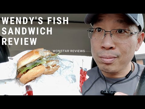 Wendy's Fish Sandwich - Is It The Best Fast Food Fish? - Wonstar Reviews