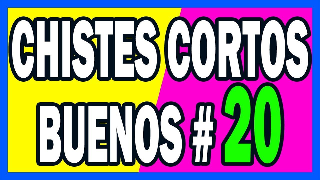 🤣 CHISTES CORTOS BUENOS # 20 🤣