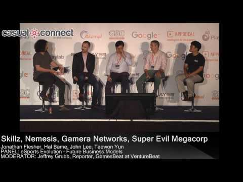 eSports Evolution – Future Business Models | PANEL