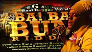 Richie Spice - Load Up The Chalice - Ba Ba Bum Riddim - Mr. G Music - March 2014