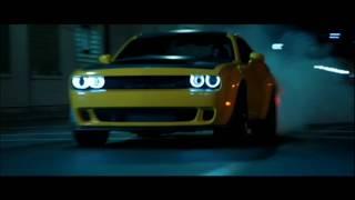 Sicario 2 Soldado Trailer - Dodge Challenger Demon