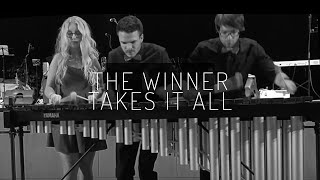 The Winner takes it all - Marimba Cover