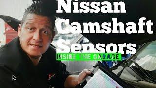 Nissan Murano Camshaft Sensor Tips
