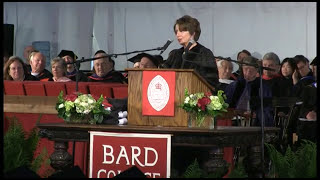 House Democratic Leader Nancy Pelosi Addresses Graduates at Bard College