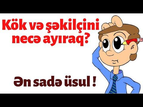 Azərbaycan Dili - LEKSİKA