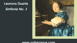 Leonora Duarte Sinfonia No  1