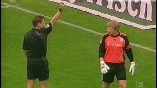 Kahn gegen 1 FC Köln | 2003/2004