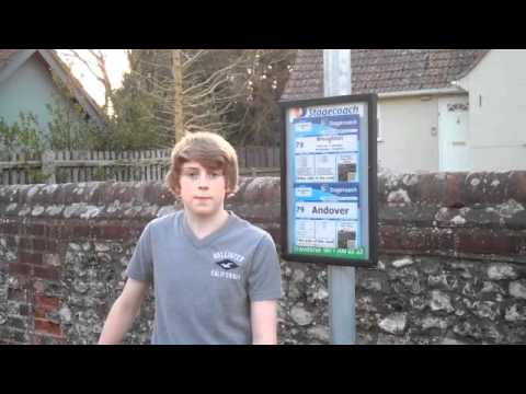 Have your say on sustainability - Simon, age 13 - Eurostar / YPTE Competition winner