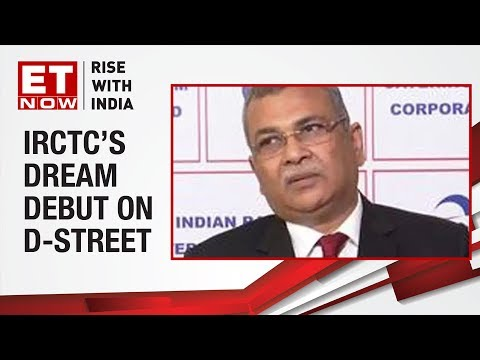 irctc-on-dream-debut-on-d-street-|-mahendra-pratap-mall-to-et-now
