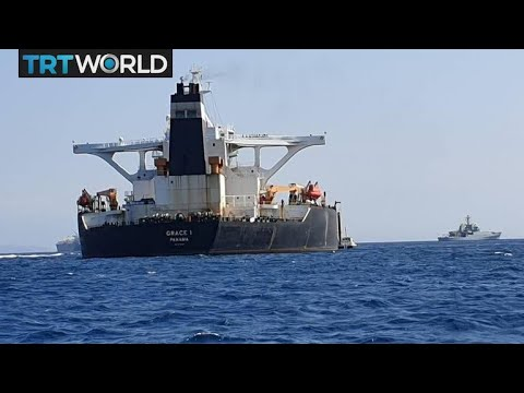 EU-Iran Sanctions: Vessel detained for carrying oil to Syria