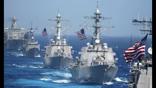 US Military LARGEST SHOW OF MILITARY POWER to send a message to North Korean Military