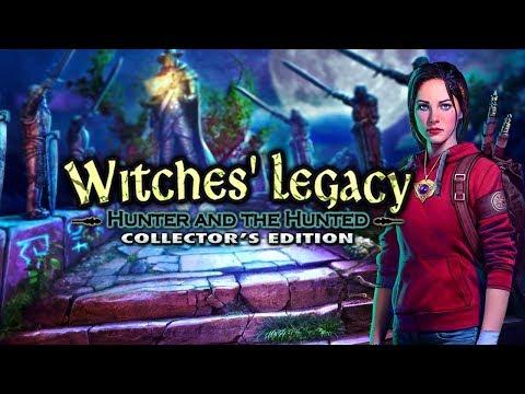 Наследие ведьм 3 Охотник и добыча прохождение #1