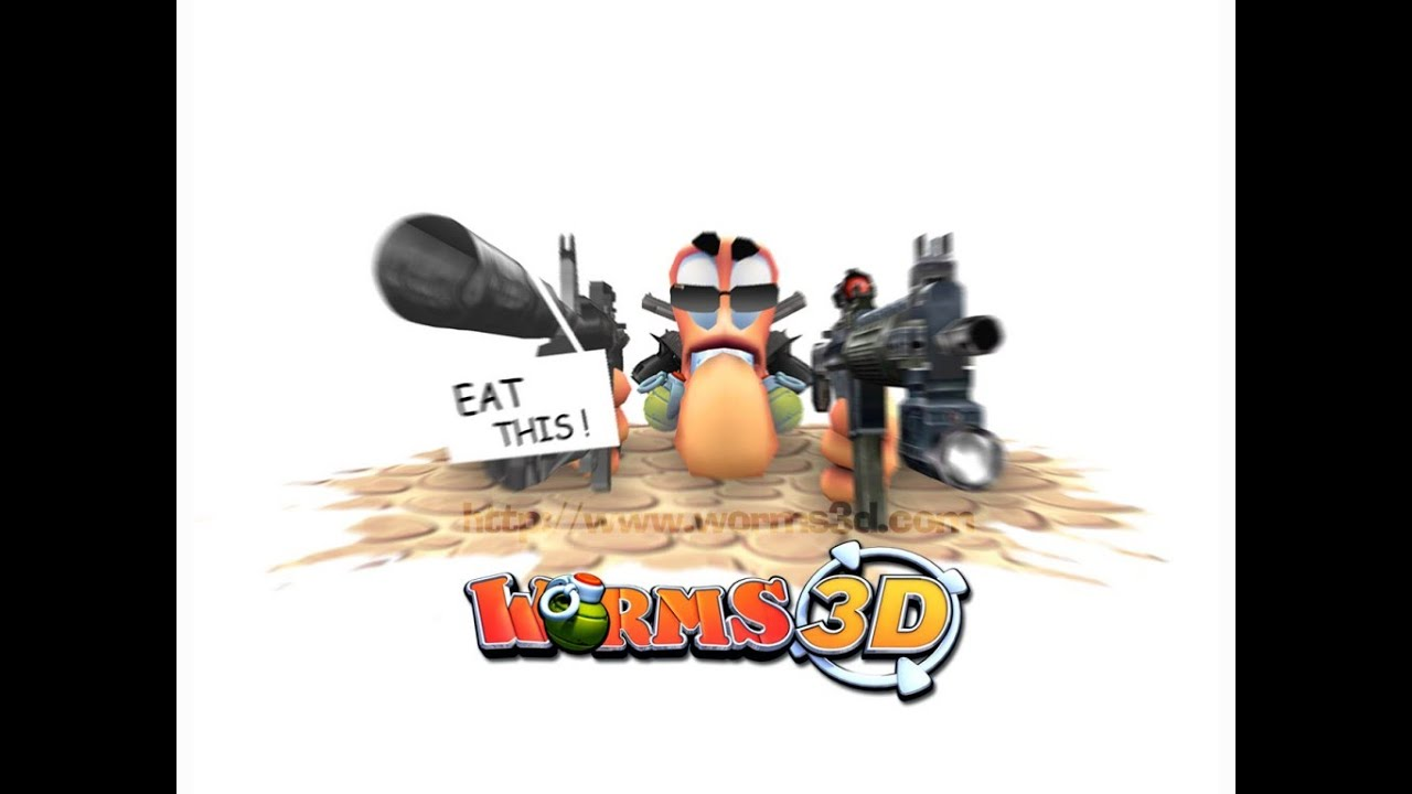 Worms 3d Gameplay Youtube