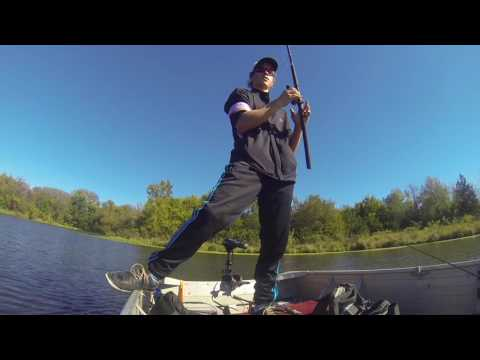 Fishing Harrisonville Lake! (Ft. StealthFishing)