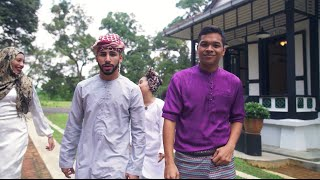 Eid is Here - Aizat Amdan & Adam Saleh (Official Music Video)