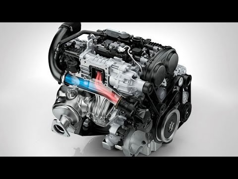 Volvo S Engine Of The Future 2015 Volvo S60 T6 Youtube