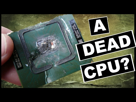 Do we have a DEAD Intel i7 6700k CPU?? Bench Test