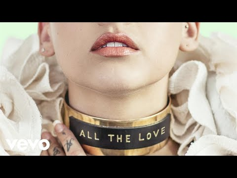 SAARA - All The Love (Lyric Video) ft. Jillionaire