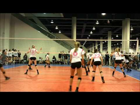 Kate Orsini 2015 SoCal Qualifier March 2013