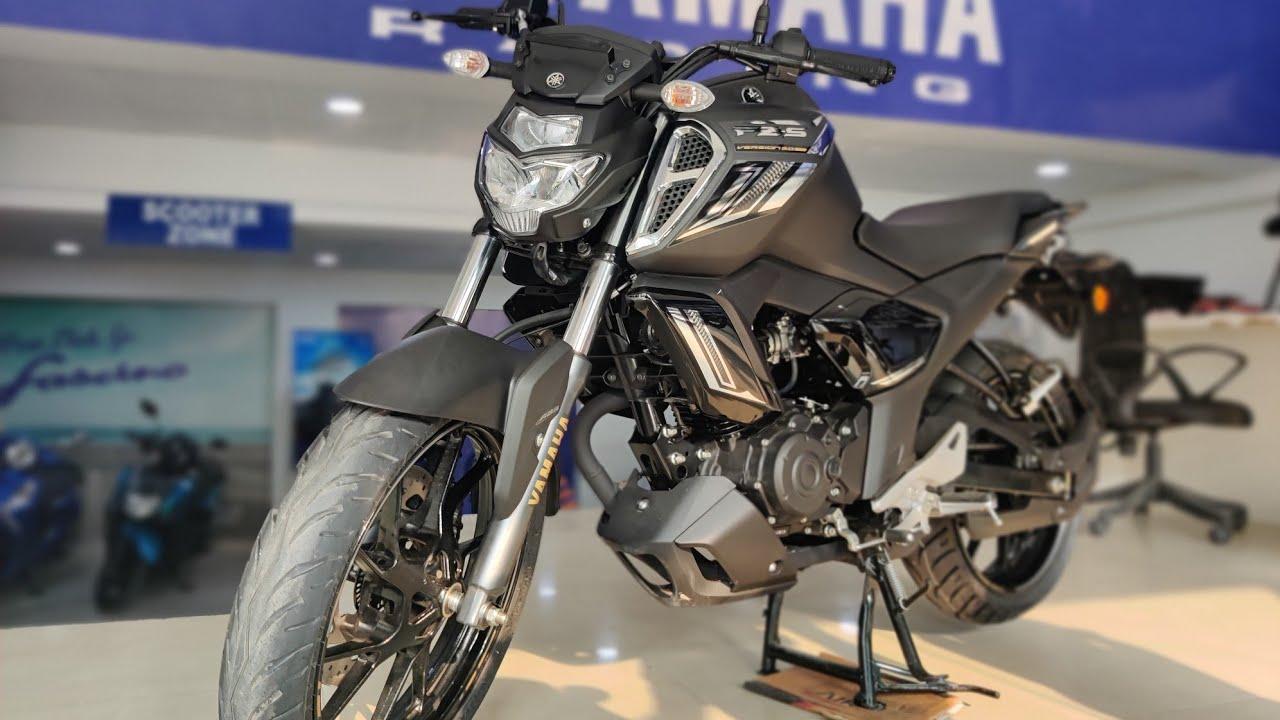 Yamaha FZS v3.0 150 BS6 Detail Walkaround | 2020