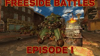 Fallout Freeside Battles: Episode One