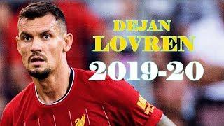 Dejan Lovren 2019/2020 - Liverpool - Defending Skills