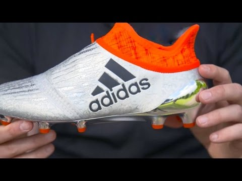 quality design 28944 34811 adidas X 16+ purechaos unboxing - Euro 2016 boots