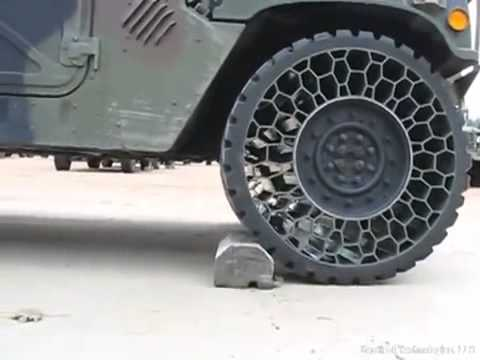 Bullet Proof Tires >> Awesome Wheels That Are Bullet Proof Youtube