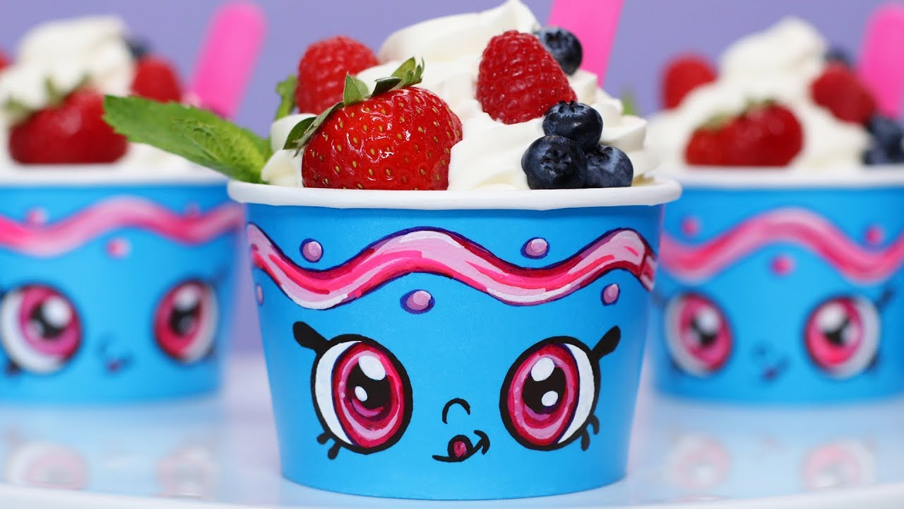 SHOPKINS YO CHI WHITE CHOCOLATE MOUSSE   NERDY NUMMIES