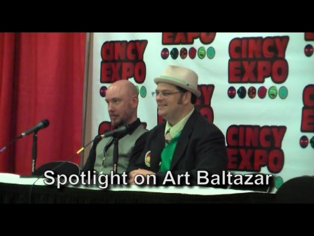 Spotlight on Art Baltazar