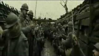 Trench Warfare at its worst - Battle of Somme 1916