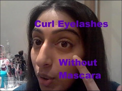 eyelash curler before and after no mascara. how to: curl your eyelashes without using mascara eyelash curler before and after no