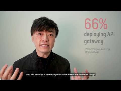 2021 F5 State of Application Strategy Report – Asia Pacific