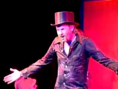 Jimmy Swan as Chuck Traynor in Lovelace: A Rock Opera
