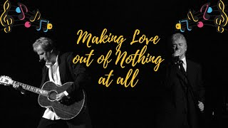 Making Love Out of Nothing at All by Air Supply ---- Lyric Video