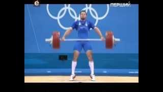 Олексій Торохтій - Залізний чемпіон Лондона (weightlifting)