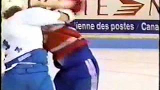 Tony Twist vs Lyle Odelein Round 1