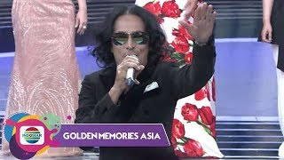 Dia Isabella Iringi The Legend Amy Search Hadir Di Panggung Golden Memories Asia MP3