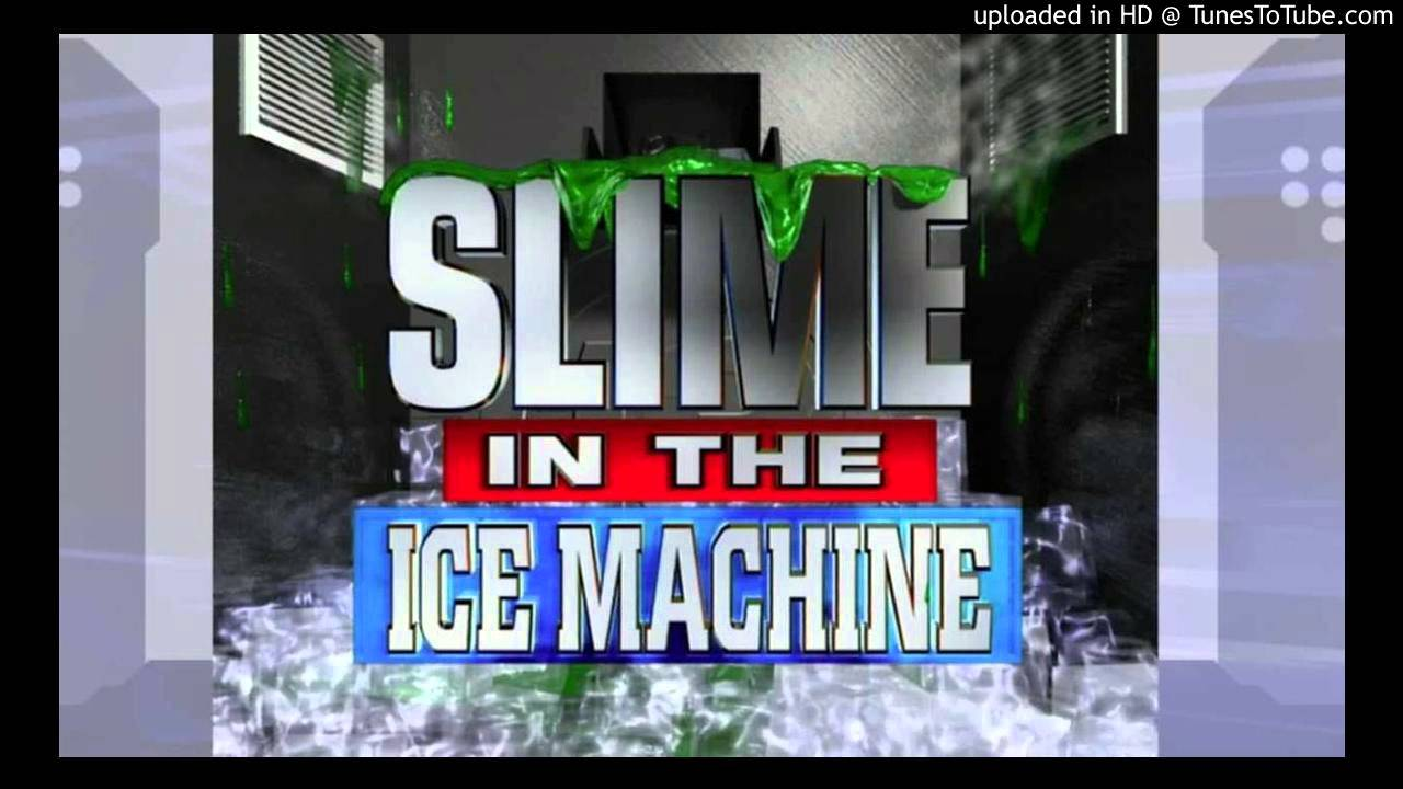 Slime In The Ice Machine